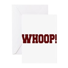 Whoop! Products Greeting Cards (Pk of 20)