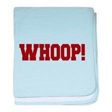 Whoop! Products baby blanket