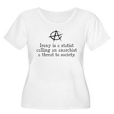 Anarchist Irony T-Shirt