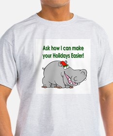 Easier Holiday Income T-Shirt