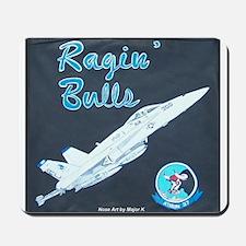 Ragin' Bulls F-18 Hornet Mousepad
