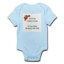 Shop with Me Infant Bodysuit