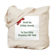 Shop with Me Tote Bag