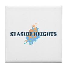 Seaside Heights NJ - Seashells Design. Tile Coaste