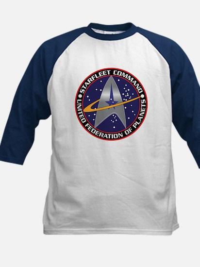 STARFLEET COMMAND Kids Baseball Jersey