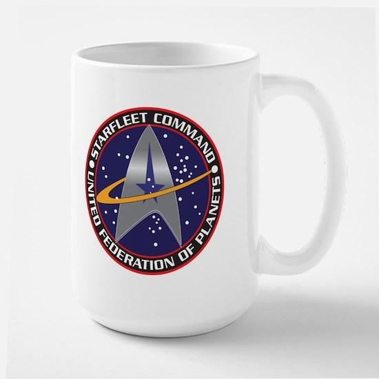 STARFLEET COMMAND Large Mug