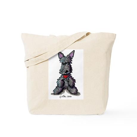 Scottish Beggar Tote Bag