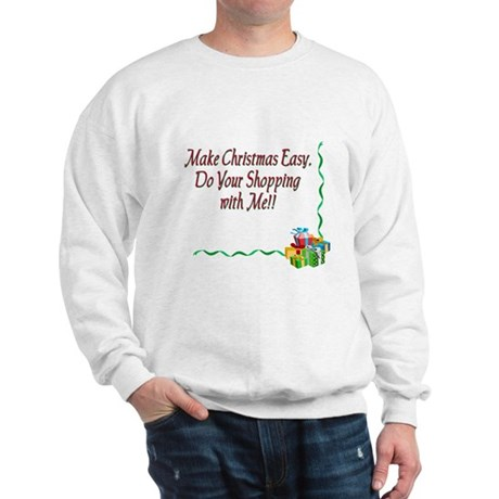 Shopping Easy Sweatshirt