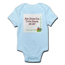 Shopping Easy Infant Bodysuit