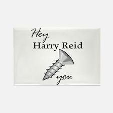 Unique Harry reid Rectangle Magnet