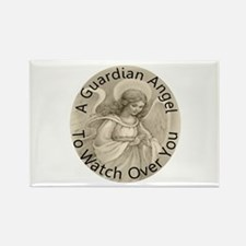 Guardian Angel Rectangle Magnet (10 pack)