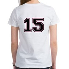 #15 Custom Team Shirts For Kim P Tee
