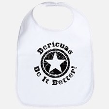 Boricuas Bib