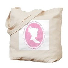 Proverbs 31 Woman Tote Bag