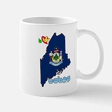 ILY Maine Mug