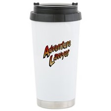 Adventure Lawyer Travel Mug