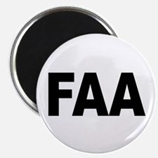 FAA Federal Aviation Administration Magnet