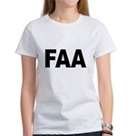 FAA Federal Aviation Administration Women's T-Shir