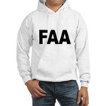 FAA Federal Aviation Administration (Front) Hooded