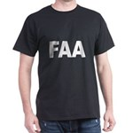 FAA Federal Aviation Administration (Front) Black
