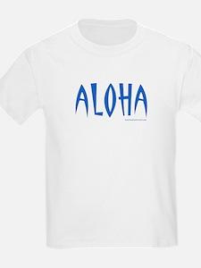 Aloha - Kids T-Shirt
