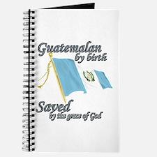 Guatemalan by birth Journal
