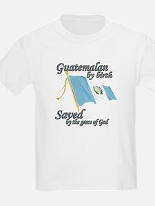 Guatemalan by birth T-Shirt