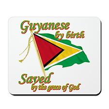 Guyanese by birth Mousepad