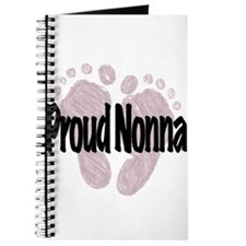 Proud Nonna (Girl) Journal