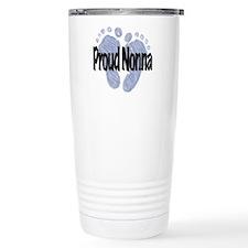 Proud Nonna (Boy) Travel Mug