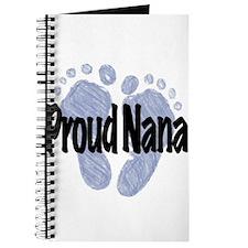 Proud Nana (Boy) Journal