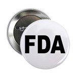 FDA Food and Drug Administration Button