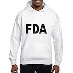 FDA Food and Drug Administration Hooded Sweatshirt