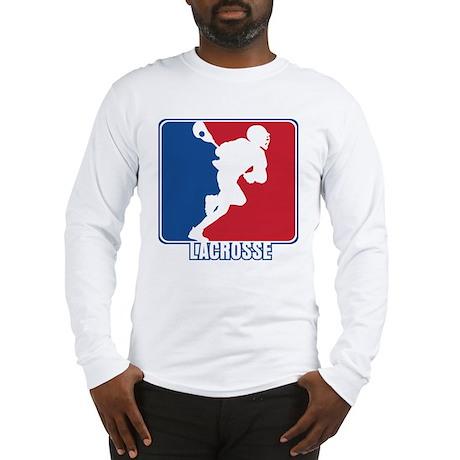 Major League Lacrosse Long Sleeve T-Shirt
