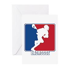 Major League Lacrosse Greeting Cards (Pk of 10)