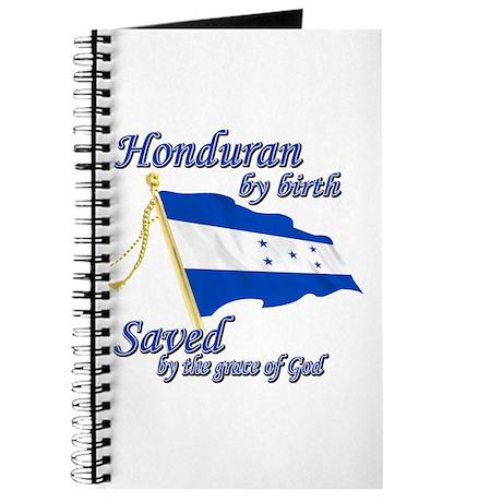 Honduran by birth Journal