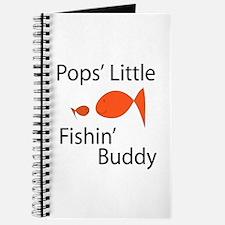 Pops' Little Fishin' Buddy Journal