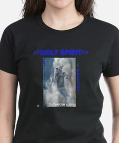 Cute Spirit of the wolf Tee