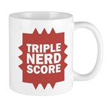 Triple Nerd Score Mug