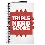 Triple Nerd Score Journal