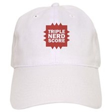 Triple Nerd Score Baseball Cap