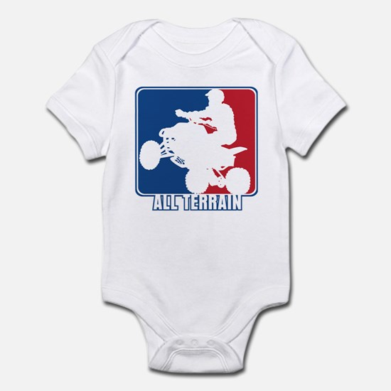Major League ATV Infant Bodysuit