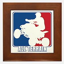Major League ATV Framed Tile