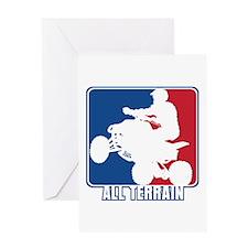 Major League ATV Greeting Card