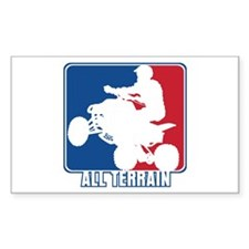Major League ATV Decal