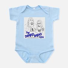 Draino Radio Show Infant Creeper