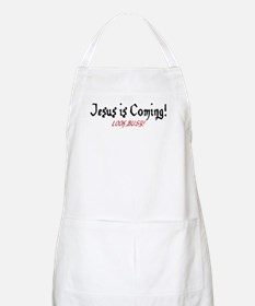 Jesus is Coming! Apron