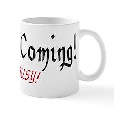 Jesus is Coming! Small Mug
