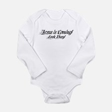 Jesus is Coming! Long Sleeve Infant Bodysuit