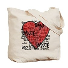 Funky Dance by DanceShirts.com Tote Bag